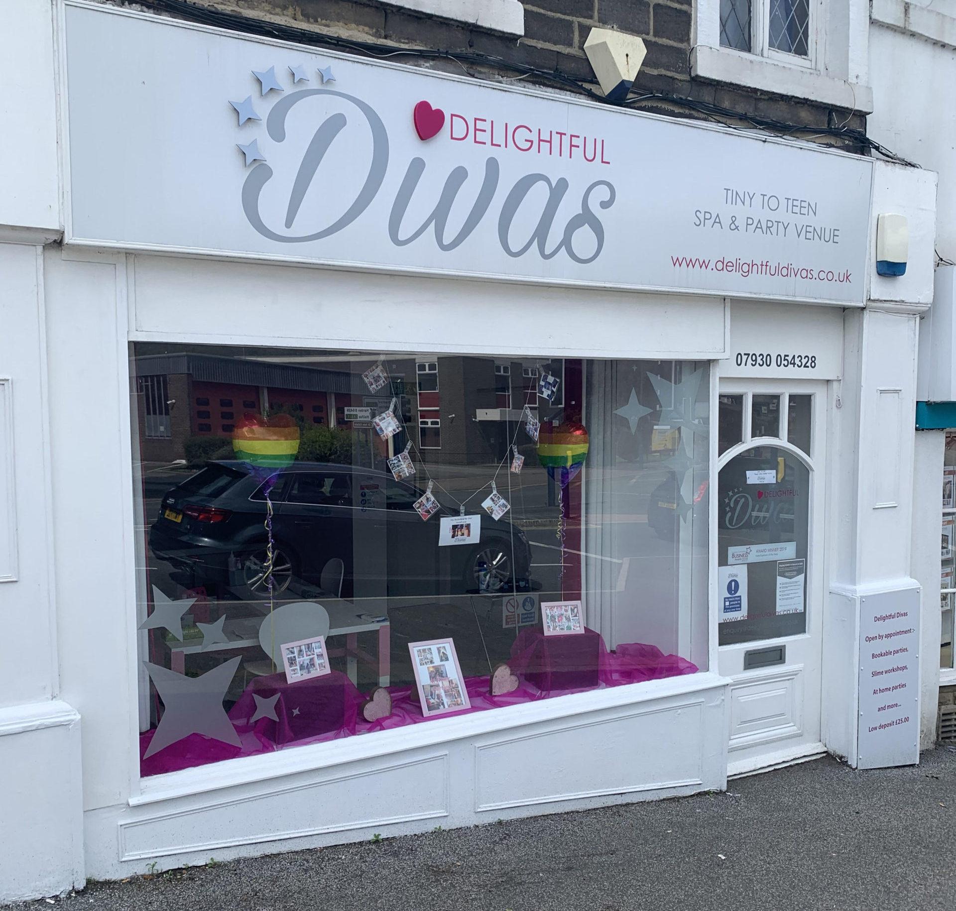 Delightful Divas Shop